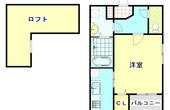 コンフォートベネフィス箱崎6のサムネイル